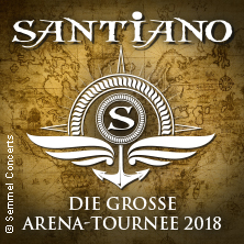 Santiano: Die große Arena-Tournee - Live 2018