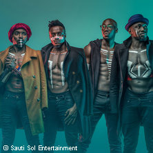 Sauti Sol & Live Band Tickets