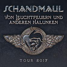 Schandmaul: Von Leuchtfeuern Und Anderen Halunken Tour 2018 Tickets