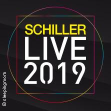 Schiller - Live 2019 in DRESDEN * MESSE DRESDEN, HALLE 1