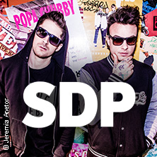SDP in Mannheim, 01.03.2018 - Tickets -