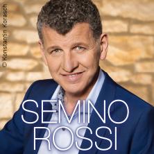 Semino Rossi – Ein Teil von mir in Mannheim, 22.05.2018 - Tickets -