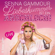 Senna Gammour: Liebeskummer ist ein Arschloch!
