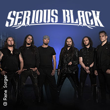 Serious Black: Magic World Tour