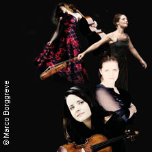 Skride Quartet in ESSEN * Alfried Krupp Saal,
