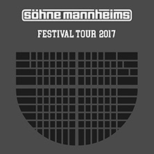 Söhne Mannheims in Mönchengladbach, 31.08.2017 - Tickets -