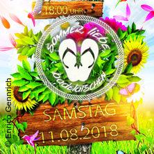 Sommer, Liebe & Badelatschen Festival in NAUEN * Sommer, Liebe und Badelatschen Festival,