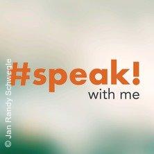 Speak With Me Tickets