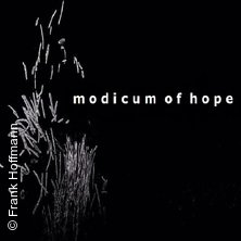 SPH-Bandcontest mit Modicum of Hope