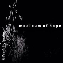 Bild für Event SPH-Bandcontest mit Modicum of Hope