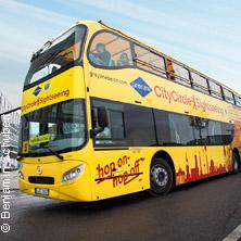 Berlin Stadtrundfahrt Yellow Tour (1 Tag) Tickets