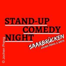 Bild für Event Stand-Up Comedy Night Saarbrücken