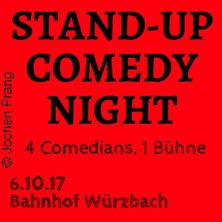 Karten für Stand-Up Comedy Night in Blieskastel in Blieskastel