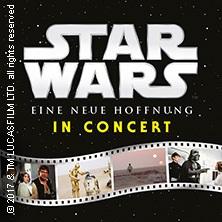 STAR WARS in Concert: Eine neue Hoffnung in MANNHEIM * SAP Arena,