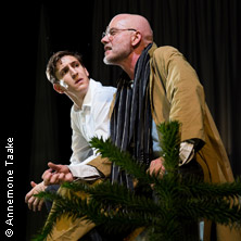 Der Steppenwolf - Theater und Orchester Heidelberg in HEIDELBERG * Marguerre-Saal,