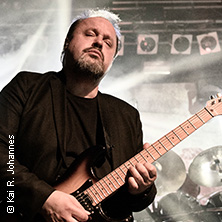 Steve Rothery Band: Ghosts & Garden Parties 2018 in ASCHAFFENBURG * Colos - Saal