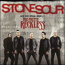 Hard & Heavy: Stone Sour Karten