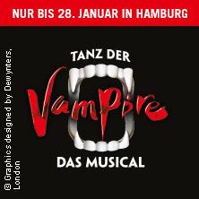 Tanz der Vampire in Hamburg, 23.11.2017 - Tickets -
