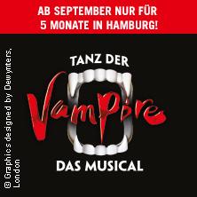 Special Tickets: Tanz Der Vampire - Hamburg Karten