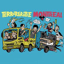Terrorgruppe / Montreal: Klassenfahrt der Sitzenbleiber Tour 2018 in DÜSSELDORF * zakk Halle