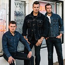 The Baseballs - The Sun Sessions Live 2018 in KÖLN * Live Music Hall,