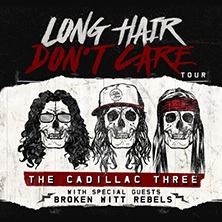The Cadillac Three: Long Hair Don'T Care Tour 2017 Tickets