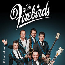 The Firebirds in ANNABERG-BUCHHOLZ * Festhalle Annaberg-Buchholz,