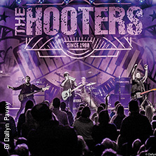 The Hooters: Give the Music Back Tour 2017 in HAMBURG * Markthalle Hamburg