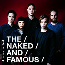 The Naked & Famous Tickets