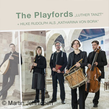 The Playfords - Luther tanzt in FLENSBURG * Johanniskirche,
