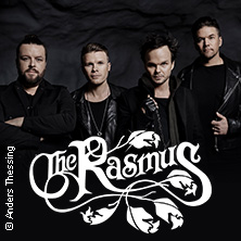 The Rasmus in MÜNCHEN * Backstage Werk,