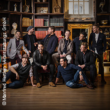 The Ten Tenors: Wish you were here - Tour 2018 in KARLSRUHE * Konzerthaus Karlsruhe