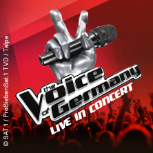 The Voice of Germany - Live in Concert 2018 in REGENSBURG * Donau-Arena,