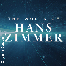The World of Hans Zimmer - A Symphonic Celebration - Concert Tour 2018 in NÜRNBERG * ARENA NÜRNBERGER Versicherung,