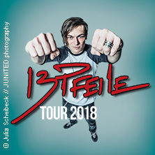 Thomas Godoj: 13 Pfeile Tour 2018 in GÖTTINGEN * Exil,