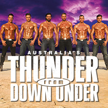 Thunder From Down Under - Desert Dream 2018 Tickets