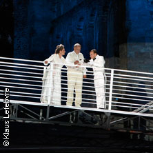 Titanic - Bad Hersfelder Festspiele in BAD HERSFELD * Stiftsruine Bad Hersfeld,