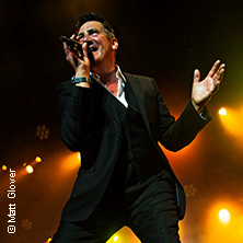 Tony Hadley: Tonight Belongs To Us in ASCHAFFENBURG * Colos - Saal