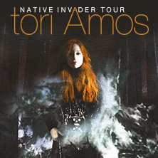 Tori Amos: Native Invader Tour 2017 Tickets