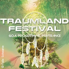 Traumland Festival Berlin BERLIN - Tickets