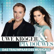 Uwe Kröger & Pia Douwes: Das Traumpaar des Musicals 2018 - 25 Jahre Elisabeth