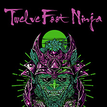 Twelve Foot Ninja: Monsoon Tour