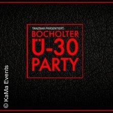 Bild für Event Ü-30 Party - Über den Dächern der Stadt | Skylounge Bocholt