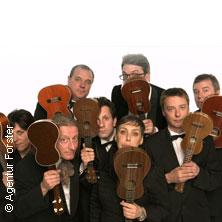 The Ukulele Orchestra Of Great Britain - Bunte Reihe - Basf-Kulturprogramm Tickets