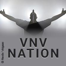 Karten für VNV Nation - Live 2018 in Chemnitz