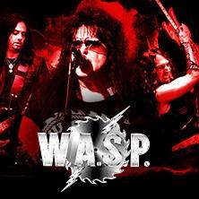 W.A.S.P. in Frankfurt am Main, 20.11.2017 - Tickets -