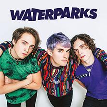Waterparks - Live 2018 in KARLSRUHE * DIE STADTMITTE KARLSRUHE,