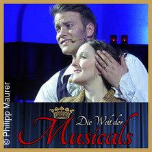 Die Welt Der Musicals - Die Dinnershow Tickets