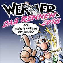 Werner - Das Rennen | 30. Aug. - 02. Sept. 2018 in HASENMOOR * Flugplatz Hartenholm,