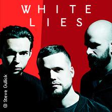 White Lies in DARMSTADT * Centralstation,
